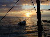Mauritius Boat