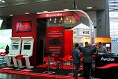 Hannover, Germany - March 10: Stand Of Bitdefender On March 10, 2012 In Cebit Computer Expo, Hannove