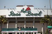 der rose Bowl in Pasadena, ca