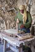 Palestinian Carpenter