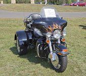 2004 Harley Davidson Tryke