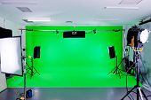 Greenscreen-Studio