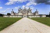 Chambord Castle, France.