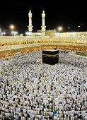 picture of kaaba  - MECCA  - JPG
