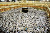 stock photo of kaaba  - MECCA  - JPG