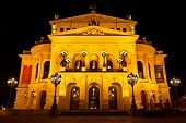 Alte Oper In Frankfurt am Main