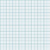 Millimeter Paper Vector Seamless Background
