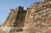 The Castillo San Felipe de Barajas