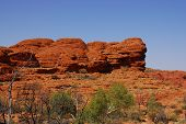 Red Rock Outcropping