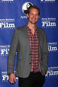 SANTA BARBARA - JAN 24:  Alexander Skarsgard arrives at the Santa Barbara International Film Festival