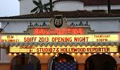 SANTA BARBARA - JAN 24:  Arlington Theater opening night at the Santa Barbara International Film Festival