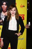 LOS ANGELES - JAN 23:  Chloe Grace Moretz arrives at the
