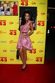 LOS ANGELES - JAN 23:  Lilly Ghalichi arrives at the