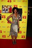 LOS ANGELES - JAN 23:  Cherina Scott arrives at the