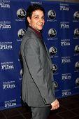 SANTA BARBARA - JAN 24:  Ralph Macchio arrives at the Santa Barbara International Film Festival