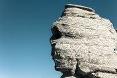 Romanian Natural Monument Called Sfinx