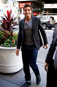 NEW YORK-SEP 23: Actor Galen Gering attends the 'Days of our Lives: Better Living' book tour on Sept