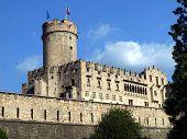 Buonconsiglio Castle And Museum In Trento
