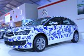 New Concept Sega Cars In A Car Sales Shop, Tangshan, China