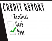 Credit Report Poor