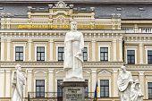 Monument Of Princess Olga