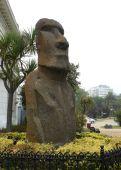 Osterinsel statue