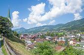 Kirchberg,north Tirol,Austria
