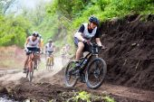 Corrida de Mountain Bike Cross-Country