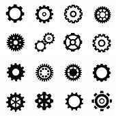 gearwheel mechanism