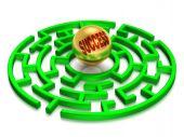 Success Labyrinth.