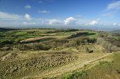 View from Painwick Beacon