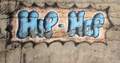 Graffiti Hip Hop inscripción