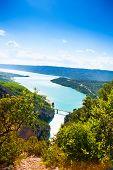 Lake De Castillon