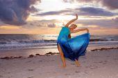 Ballerina Arching Back
