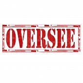 Oversee-stamp