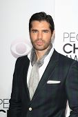 LOS ANGELES - JAN 8: Eduardo Verastegui at The People's Choice Awards at the Nokia Theater L.A. Live
