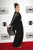 LOS ANGELES - JAN 8: Molly Tarlov at The People's Choice Awards at the Nokia Theater L.A. Live on Ja