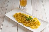 pasta with zucchinis