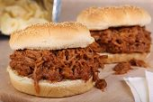 Pulled Pork Sandwichs