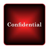 Confidential Icon