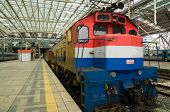Limited Express Saemaul at Seoul Station