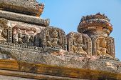 Apeyadana Phayo Ornament. Bagan. Myanmar