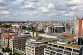 View of Berlin, Germany