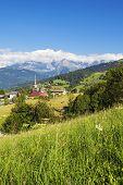 Beautiful Village Of Comblou