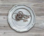 Old Rusty Keys