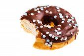Eaten Donut