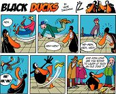 Black Ducks Comic Strip episode 6