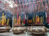 Thien Hau Temple (Ho Chi Minh, Vietnam)