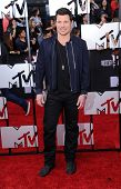 LOS ANGELES - APR 13:  Nick Lachey arrives to the 2014 MTV Movie Awards  on April 13, 2014 in Los An