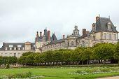 Fontainbleau castle